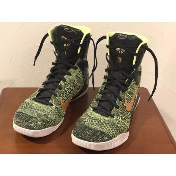 271049ebea37 Nike Kobe IX Elite 9 KB Ninth Flyknit Victory 11. M 5ba1182eaa5719041a199390